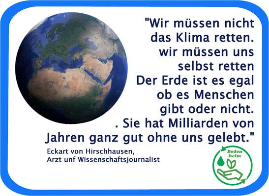 #statement  Aktionsbündnis • Der Patient Erde liegt auf der Intensivstation.