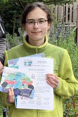 Johanna Winhart (11 Jahre)