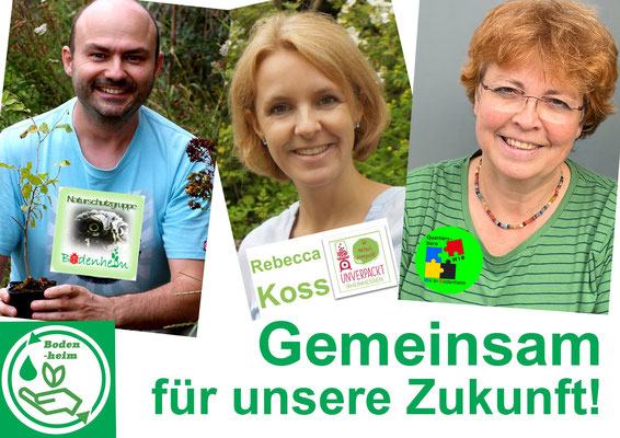 #Aktionsbündnis gegen den Müll • Torsten Jäger, Rebecca Koss, Kerstin Thieme-Jäger