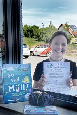 Inga Breivogel (11 Jahre)