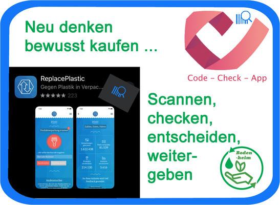 #statement • Aktionsbündnis - Diese App hilft Dir Produkte mit Mikroplastik zu vermeiden.