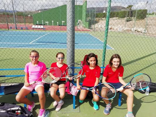 fd1fcd2b Foto Oficial Club Tenis Cehegín categorías niños