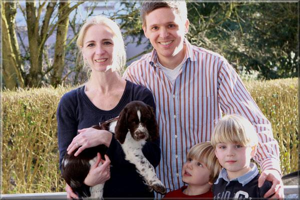 "Felicitous Flare ""Frieda"" komplettiert ihre Familie in Krefeld"