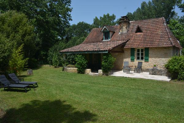 La Noisette, een heerlijk vakantiehuis in Frankrijk