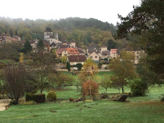 Het dorpje Lherm