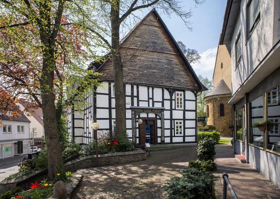 Das Widukind-Museum in Enger, Foto: Klaus Hansen