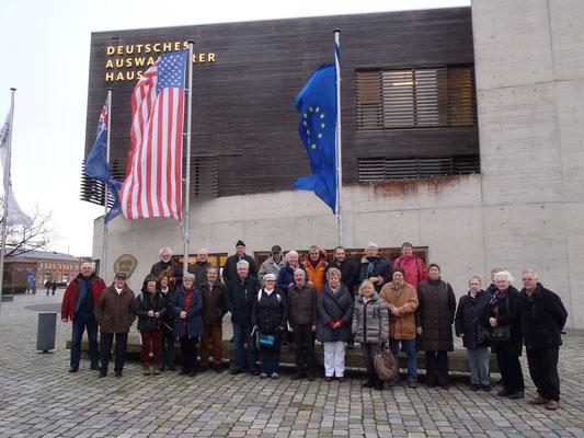 Besuch Deutsches Auswandererhaus in Bremerhaven (2015), Foto: Thomas Kriete
