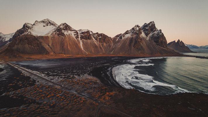 Stokksnes Iceland