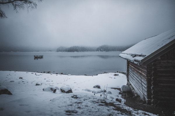 Lake Eib Germany