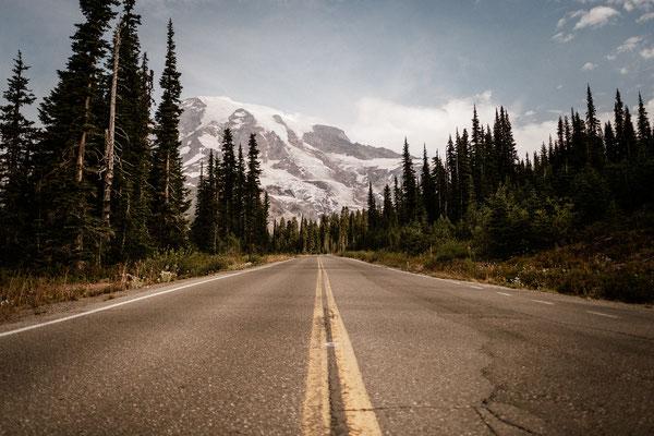Mt. Rainier Nationalpark USA