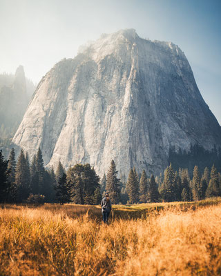Yosemit Valley California USA