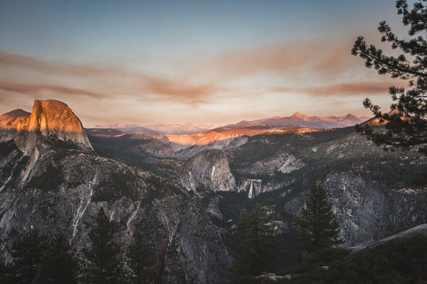 Yosemite Valley California USA