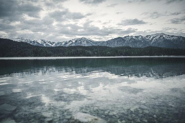 Lake Eibsee Germany