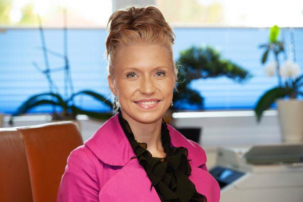 Marilia Reinert - Betriebswirtin, Prokuristin