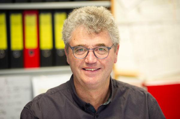 Paul Volkery - Bauleitung