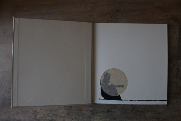 Liebenthal I Linocut I Japanische Blockheftung I 28,5 x 28,5 cm