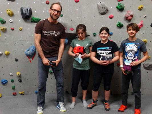 Mädchen IV: Alessa, Maya und Hannah