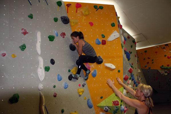 """""""Klettern wie ein Zwerg"""" ist manchmal die Lösung!"""