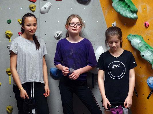 Katharina, Chantal und Alessa (Mädchen IV)