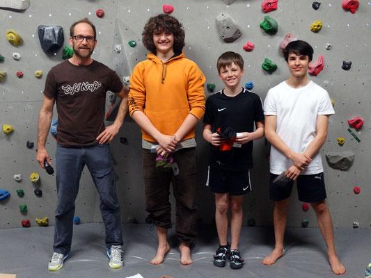 Jungen III: Leo, Richard und Paul