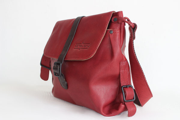 Margelisch, sustainable leatherbag