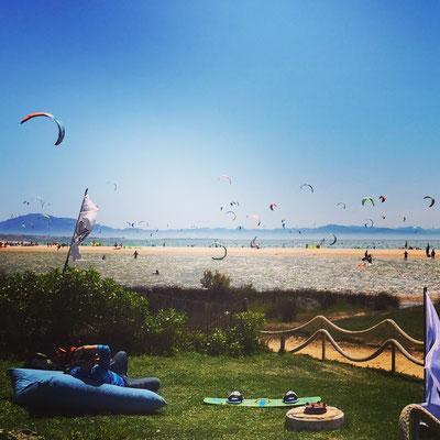 Learn kitesurf in Tarifa
