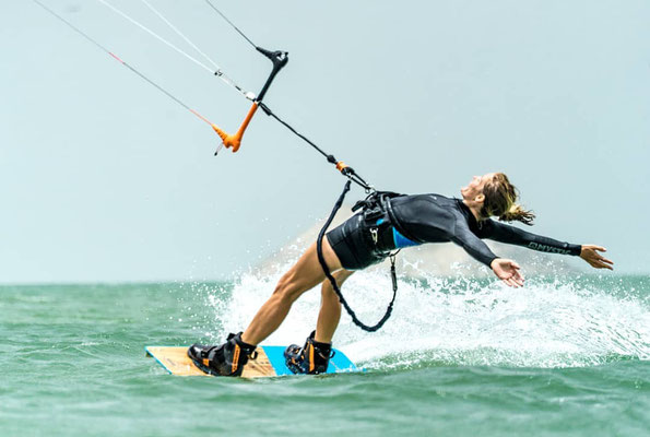 Kitesurf for women