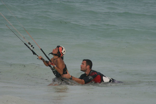 Bodydrag kitesurfing Tarifa