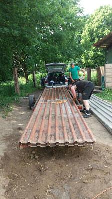 Für den Dachbau