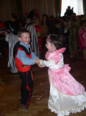 Cowboy und Prinzessin