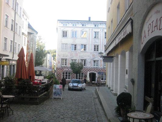 Durch die Altstadt von Wasserburg am Inn zu schlendern ist immer ein Erlebnis