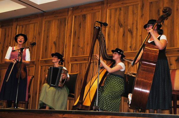 Ohrenschmaus mit volkstümlicher Musik gehört zum Landfrauentag