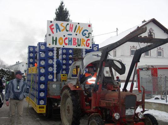 Faschingshochburg Mamming