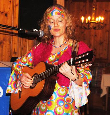 Hippie-und Flowerpower gesanglich ausgedrückt