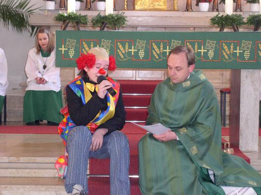 Kirche und Karneval geht zusammen