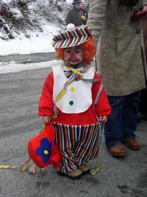 Niedlicher Clown