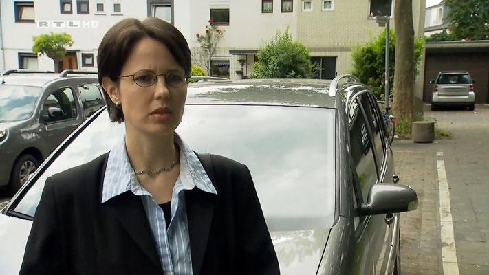 Ravienne Art Darstellerin - Screenshot - Die Trovatos-Detektive decken auf - RTL