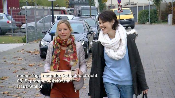 Ravienne Art Darstellerin - Screenshot - Verdachtsfälle - RTL