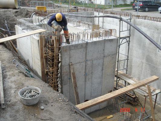 Betonier-Etappe