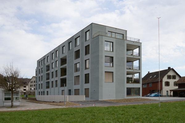Foto des ausführenden Architekten Gautschi Lenzin Schenker, Aarau