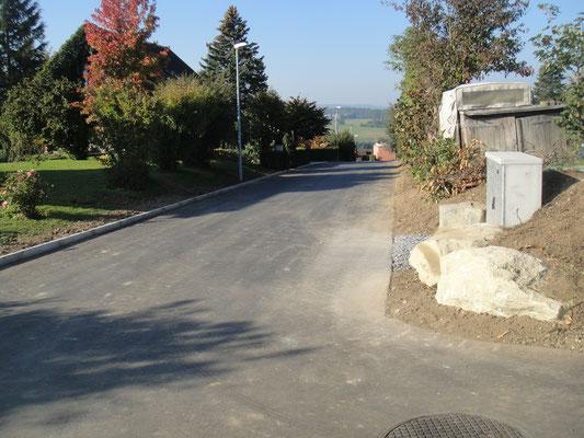 Abschnitt Höhenweg