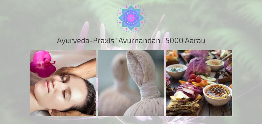 Beispiel-Webseite Ayurveda-Praxis