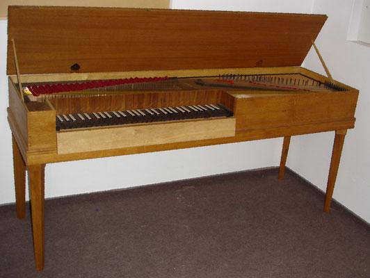 ungebundenes Clavichord nach Johann-Augustin Straube, Berlin 1793