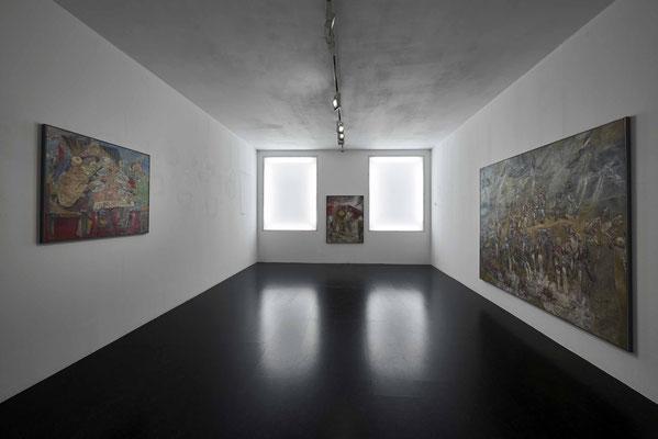 Galerie Duflon Racz, Bern 2016