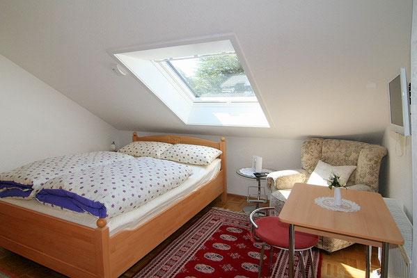 ruhiges Schlafzimmer