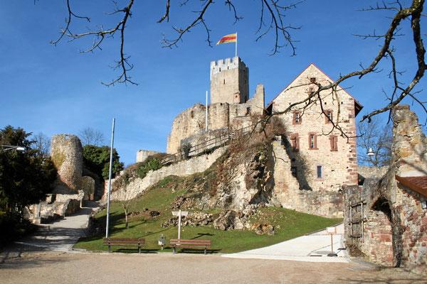 Burg Rötteln in Lörrach