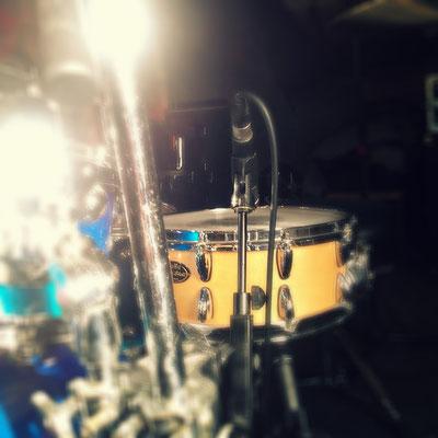 Schlagzeugmikrofonie