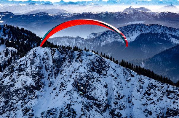 ferienwohnung-chiemsee-sylvester-paragliding