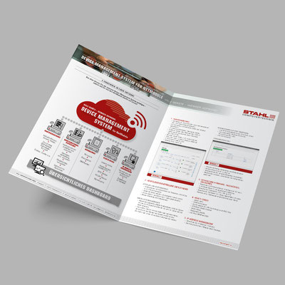 Folder/Datenblatt