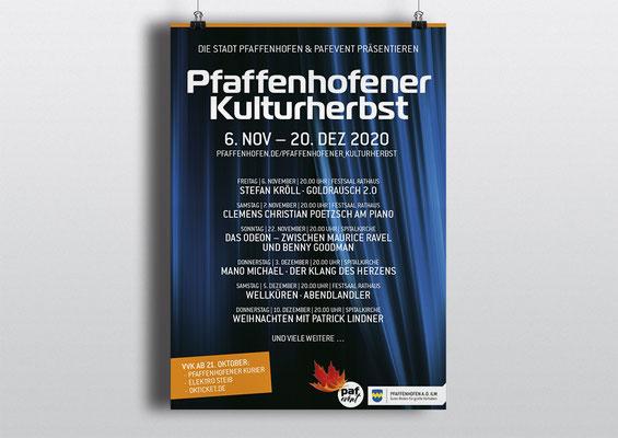 Pfaffenhofener Kulturherbst 2020